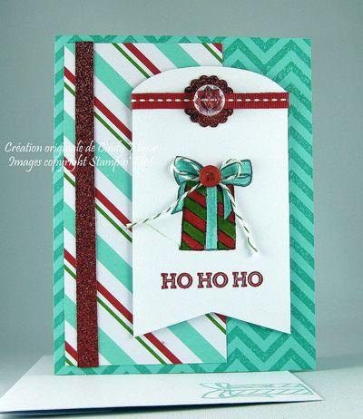 Cadeau Ho Ho Ho_Cindy Major
