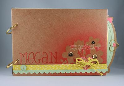 Mini album Megan_1