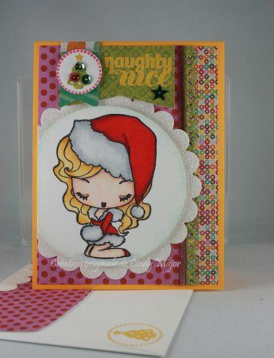 A Cheeky Xmas_Christmas Bliss_Cindy Major
