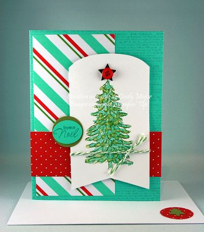 Roi des forests_Merry Little Christmas SS kit_Cindy Major
