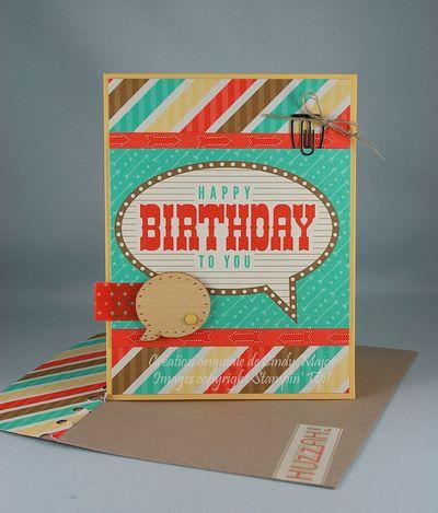 Retro Fresh_Happy Birthday to You_Cindy Major