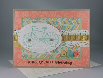 Carte Wheely Sweet Birthday_Sweet Sorbet_Cindy Major