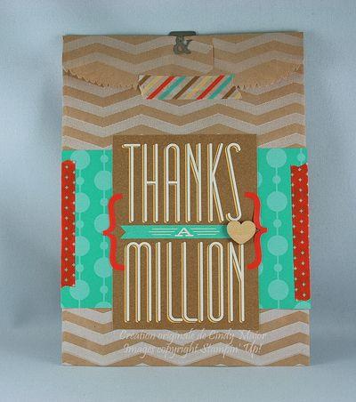 Sac Thanks a Million