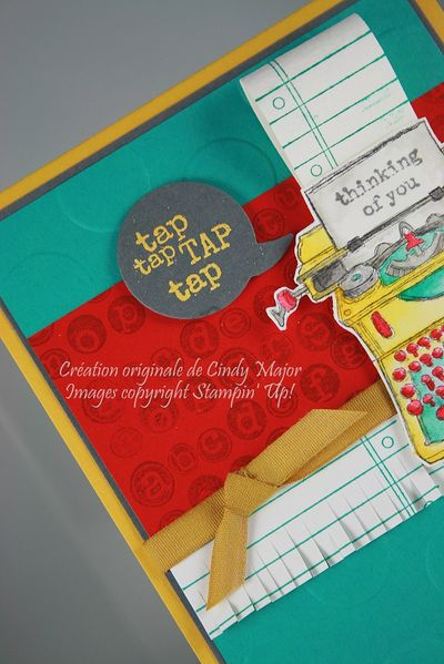Tap Tap Tap_Fringe Scissors_Cindy Major_close up