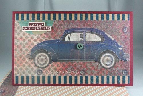 Authentique vintage Car_Cindy Major