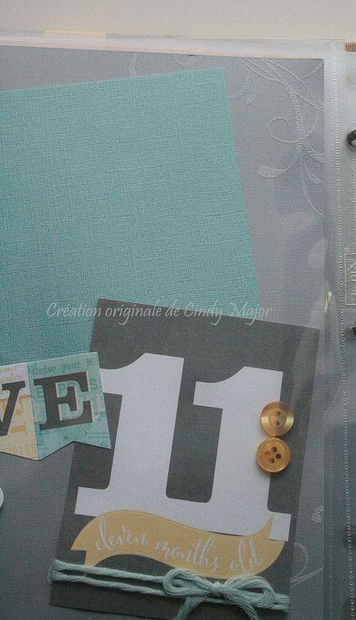 Album Roxane - 11 mois_close up 2