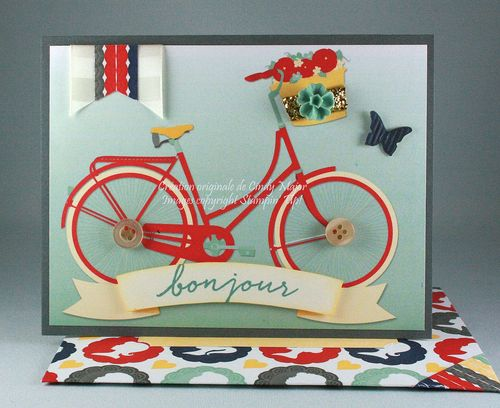 Watercolour Wishes Bike_Cindy Major