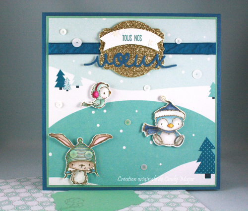 Stacey Yacula_Sunshine Sayings_Christmas Wishes Thinlits_Cindy Major