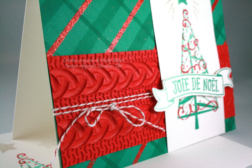 Cabel Knit_Twinkle Trees_Cindy Major_close up