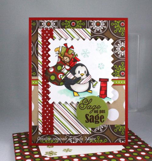 Believe_Greetings from Santa_Christmas Lane SS_Cindy Major
