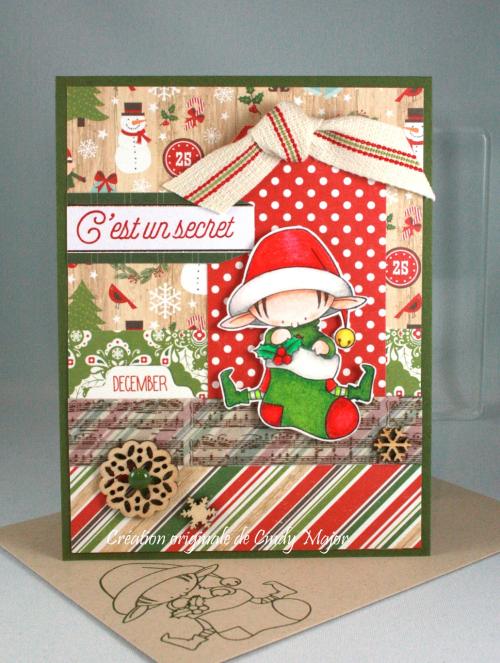 Santas Elves_I Love Christmas Echo Park_Cindy Major