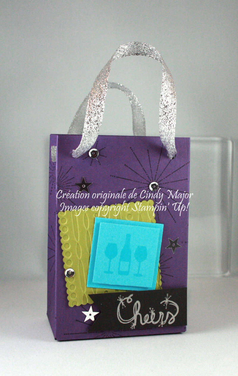 Heres to Cheers Gift Bag
