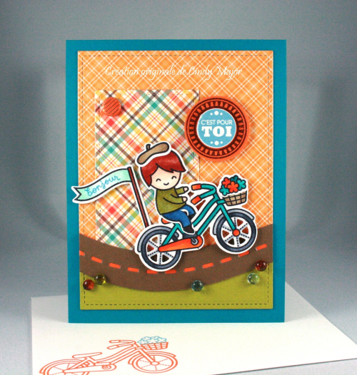 Bicycle Built for You_Perfectly Plaid Fall_Cindy Major