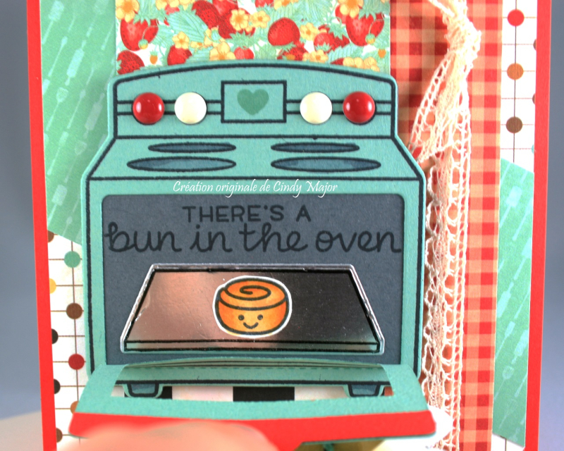 Bun in the Oven_Kiss the Cook_Cindy Major_close up