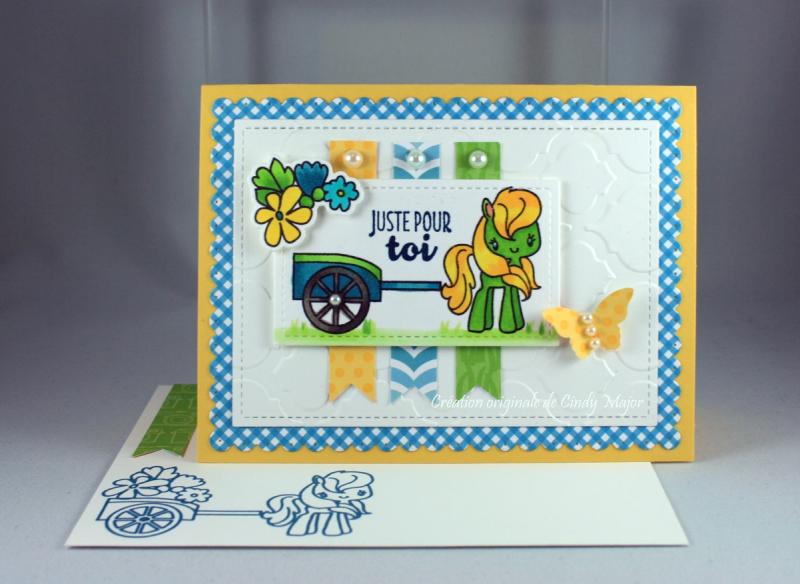 Mini Pony Party_Sunkissed Doodlebug_Cindy Major