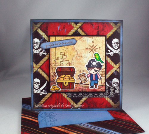 Ahoy Matey_Stitched Trails_Pattern and Pieces_Cindy Major