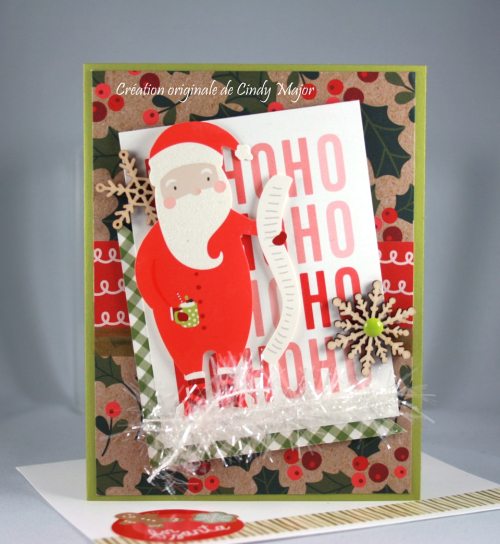 Merry Mery Santa Pebbles_Cindy Major