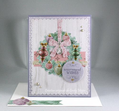 Christmas Wishes KaiserCraft_Wondrous Wreath_Cindy Major