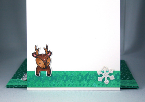 Tri Window Cover_For You Deer_Distress Oxide_Cindy Major