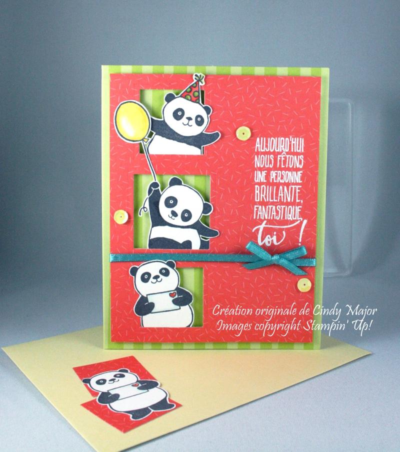 Party Pandas_Tutti-Frutti Cards_Cindy Major