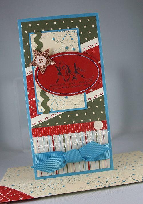 Old Saint Nick_Christmas Cheer SS_Cindy Major