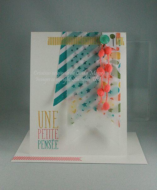 Birthday Bash DSP_Banners Framelits_Cindy Major