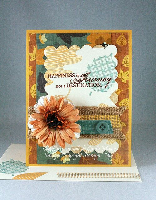 Happiness is a Journey_Tape It_Cindy Major
