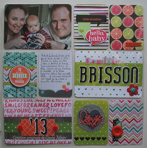 Famille Brisson