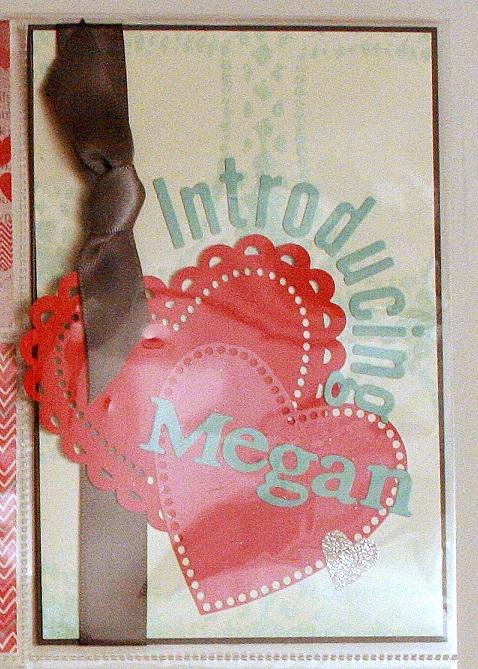 Introducing Megan_close up
