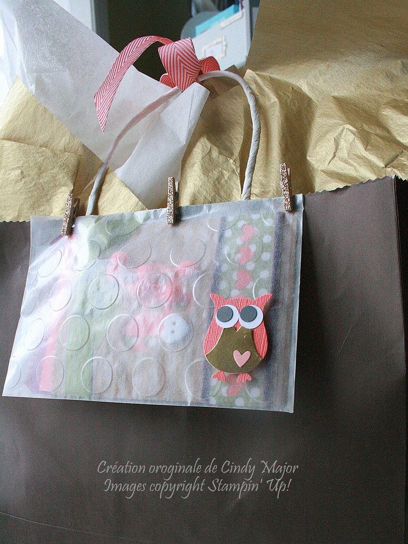 Cadeau bebe Roxane Mercier