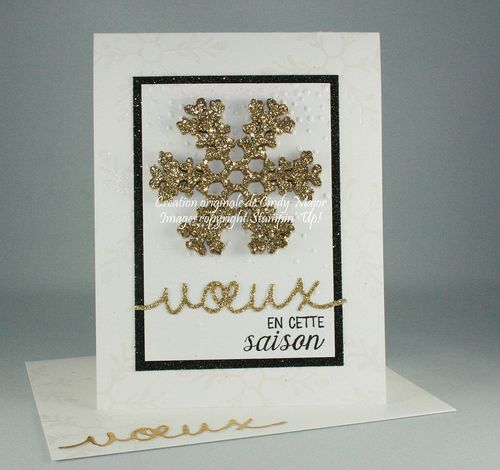 Gold Snowflake_Oh What Fun Tag Project Kit_Cindy Major
