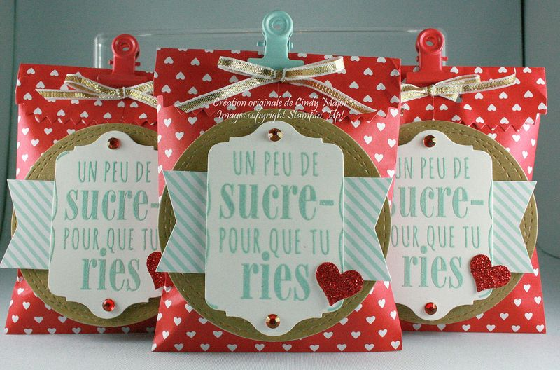 Youre So Sweet Treat Bags+Cindy Major