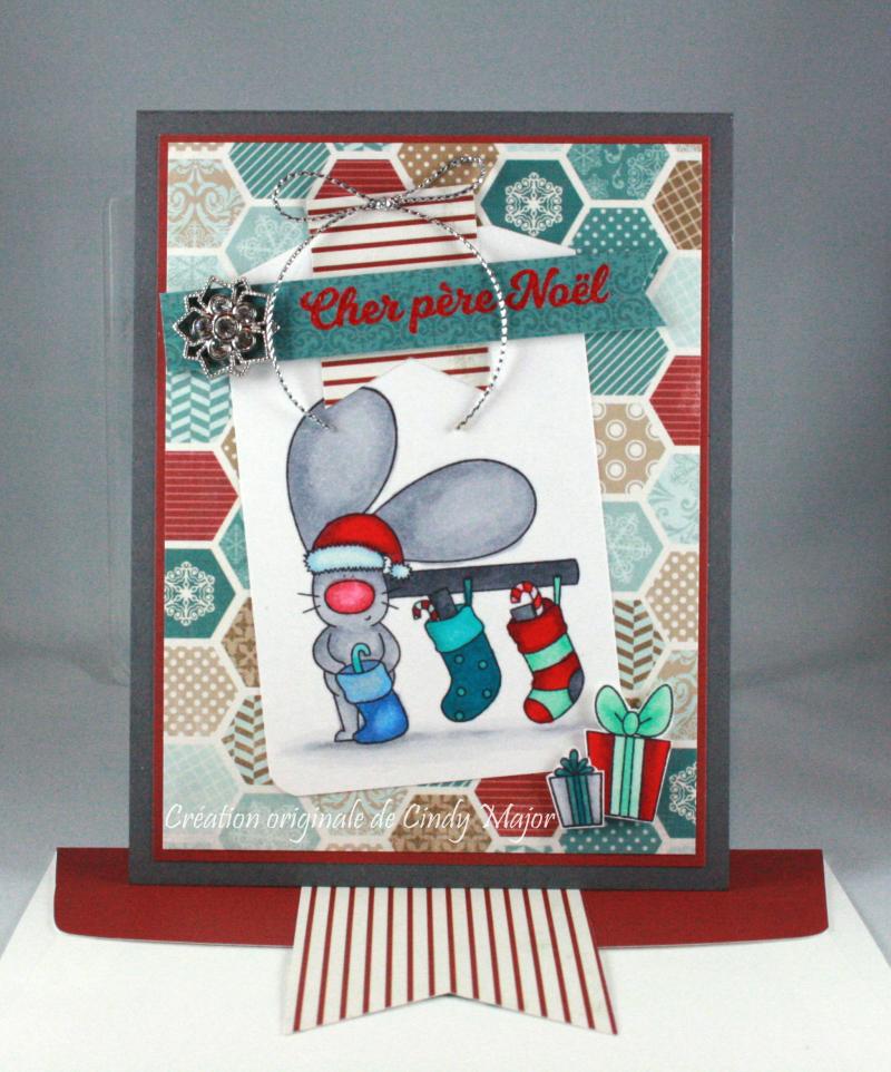 Bunny Christmas TCP_Winter Fun Carta Bella_Cindy Major