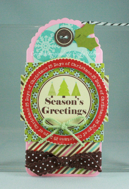 Seasons Greetings Jillibean Soup Tag
