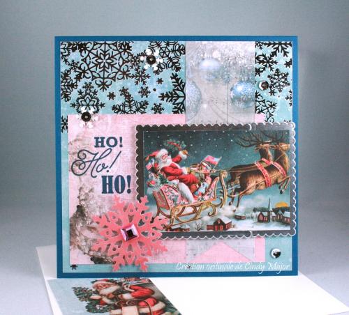 Silver Bells Papers_Greetings from Santa_Cindy Major