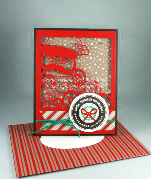 Detailed Santa Thinlits_Candycane Lane DSP_Cindy Major