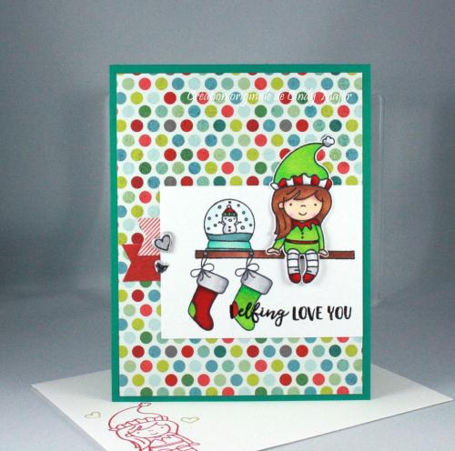 Elfs and Their Shelf_Winter Wonderland MME_Cindy Major