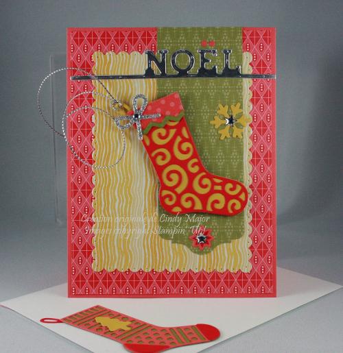 Hang Your Stocking_Christmas Stockings Thinlits_Cindy Major