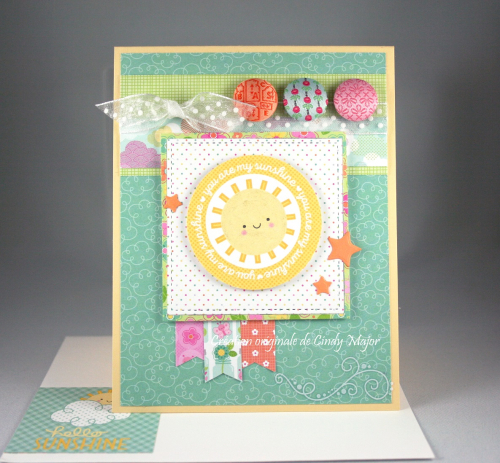 Spring Things Doodlebug_Sweet Stitches Designer Brads_Cindy Major