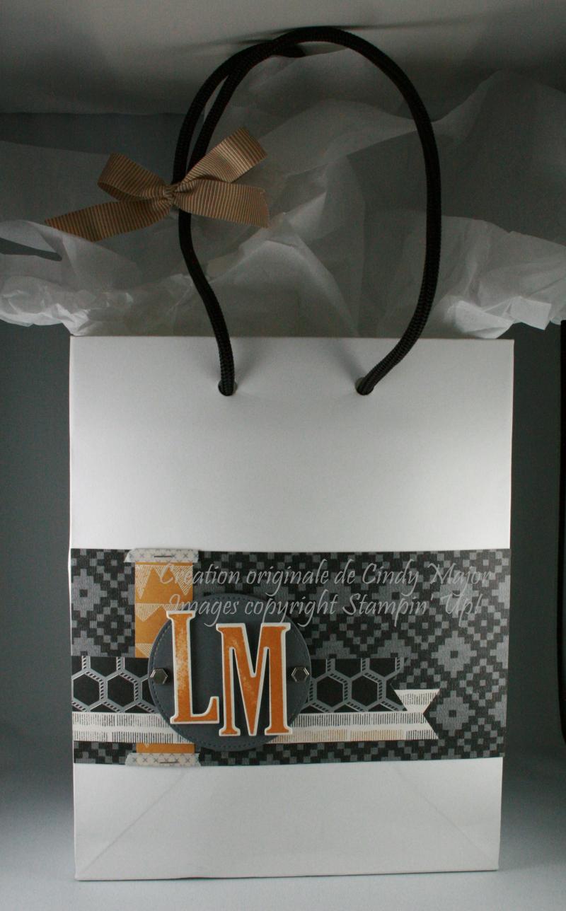 Emballage cadeau LM