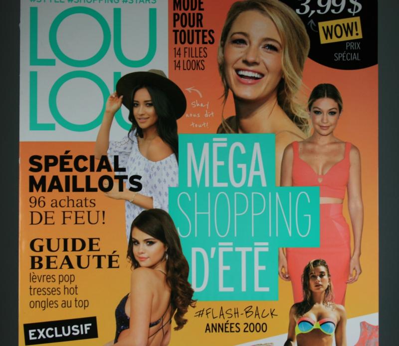 Loulou Magazine Inspiration