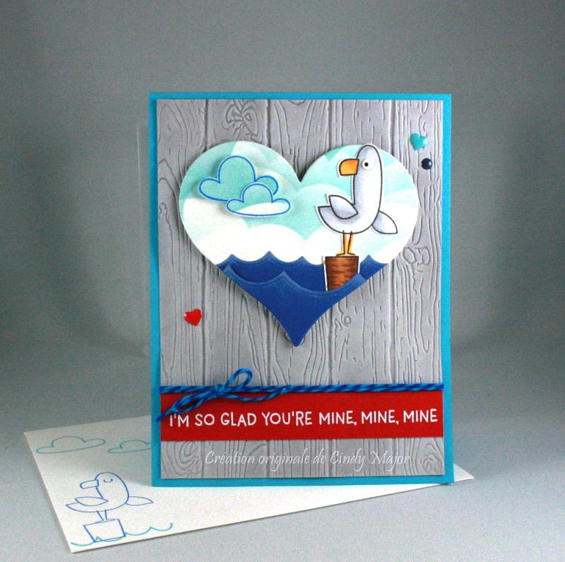 Seaside Seagulls_Pinewood Planks EF_Cindy Major