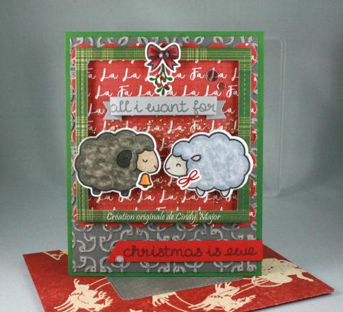 Baaah Humbug_Mad 4 Plaid Christmas_Cindy Major
