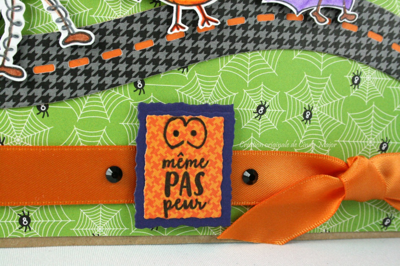 Stampendous Trick or Treaters Bag_Cindy Major_close up 2