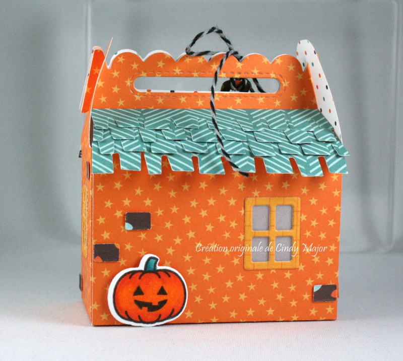 Scalloped Treat Box_Home Sweet Home_Costume Party_Cindy Major_back