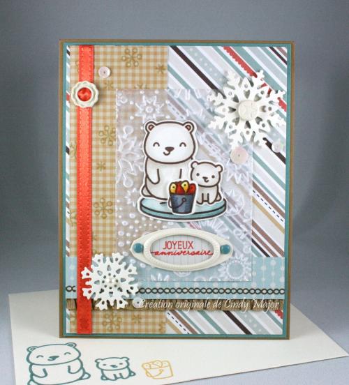 Beary Happy Holidays_Winter Wonderland_Cindy Major