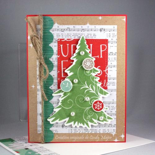 Tree Trimming Trio_Holly Jolly KaiserCraft_Cindy Major