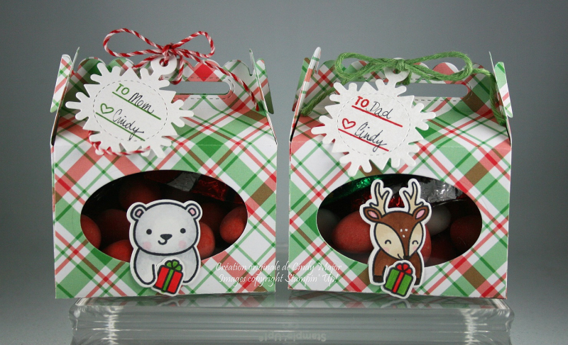 Scalloped Treat Box_Perfectly Plaid Christmas_For You Deer_Winter Tiny Tags_CIndy Major