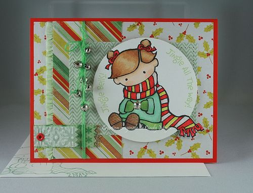 Jingle Bells_Mistletoe_Cindy Major