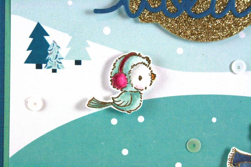 Stacey Yacula_Sunshine Sayings_Christmas Wishes Thinlits_Cindy Major_close up 3